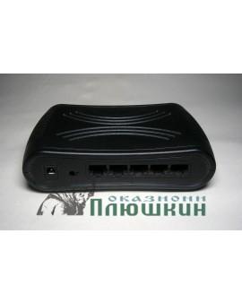 Broadband router @irLAN