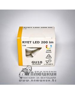 16 pcs. LED Light bulbs