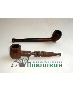 Wooden pipes