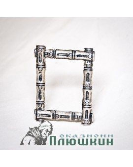 Silver frame 4x5
