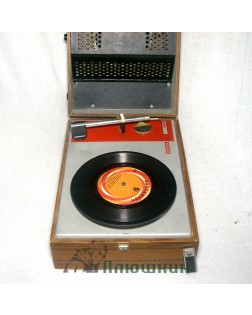 Old gramophone ZIPHONA from 1970.
