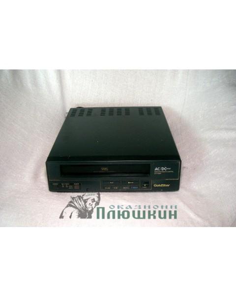 VHS player Goldstar