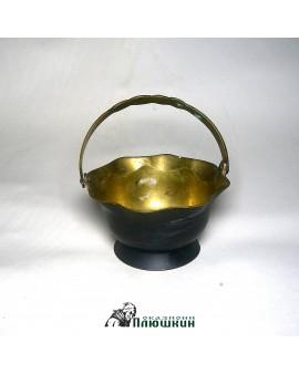 Set of brass bonbonniere