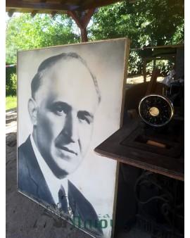 Portrait of Todor Zhivkov