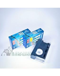 NEW* Panasonic & JVC VHS-C video tapes x3