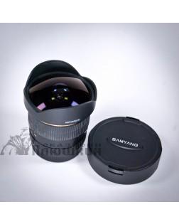 SAMYANG 8mm / 1: 3.5 (Pentax K fattning)